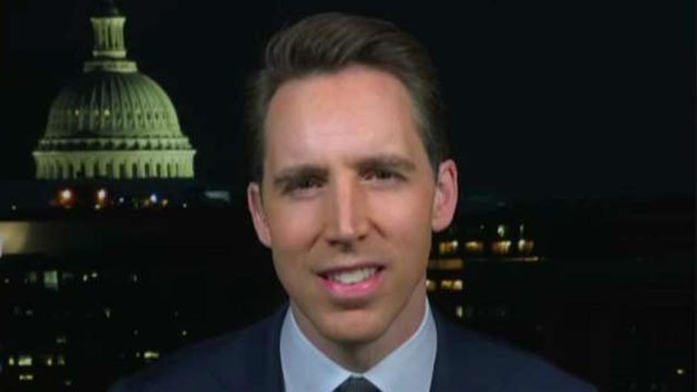 Sen. Josh Hawley on proposal to set deadline for impeachment articles: Time for the Senate to fight back