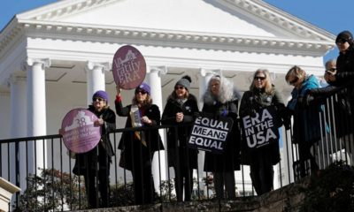 States sue federal government to enact Equal Rights Amendment