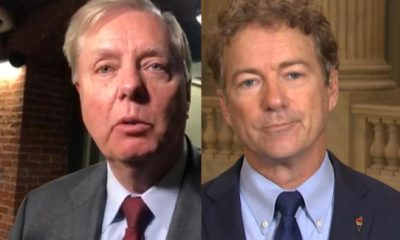 Rand Paul on Lindsey Graham's comments: That's a low, gutter-type response