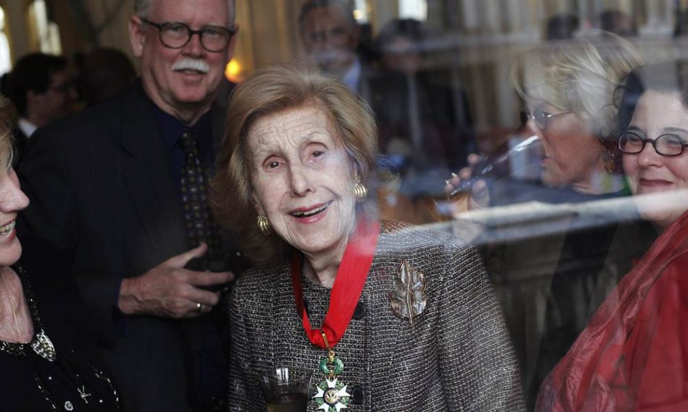 Newspaper heiress Anne Cox Chambers, one of country's richest women, dies at age 100