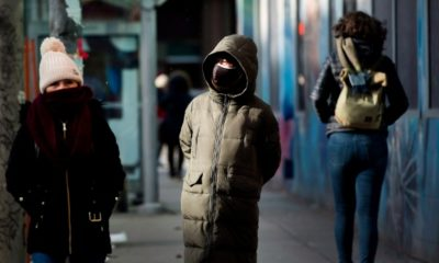Temps to plunge to – 13 C overnight, prompting cold weather alert – CP24 Toronto's Breaking News