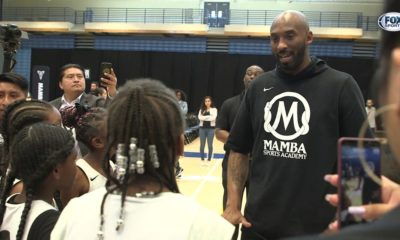 Kobe Bryant on how he shared the Mamba Mentality with the next generation