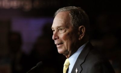 Bloomberg doubles ad spending after chaos of Iowa caucuses