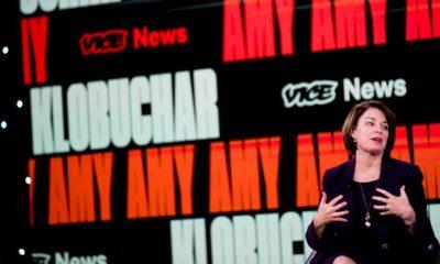 Amy Klobuchar Addresses Her Time As A 'Tough On Crime' Minnesota Prosecutor