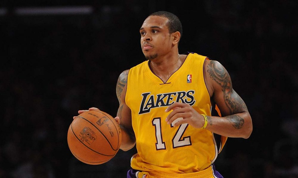 NBA champion Shannon Brown arrested for allegedly firing at 2 people who entered his home listed for sale, police say