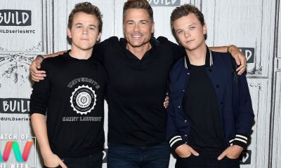 We're all tired. So why not watch Rob Lowe and his adult sons chase ghosts?