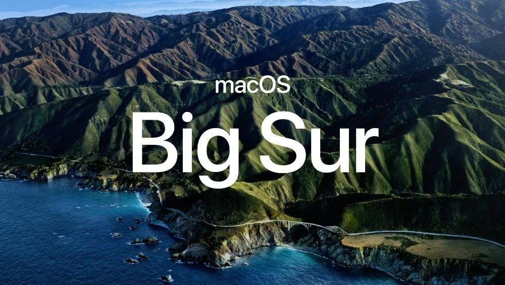 Apple announces macOS Big Sur with a brand-new design
