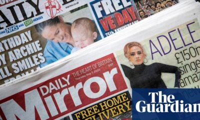 Journalists at Reach consider legal action after 10% coronavirus pay cuts