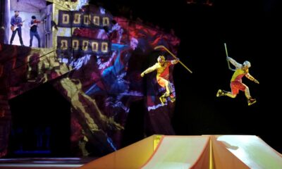 Cirque du Soleil files for bankruptcy protection as COVID-19 cancels shows – Reuters
