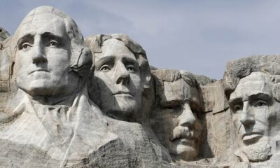 Trump's plan to visit Mount Rushmore for July 4th draws criticism from Native Americans