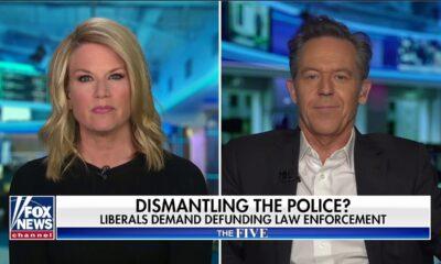 Gutfeld on 'defunding' police: 911 should block celebrity advocates; gun shops should restrict sales