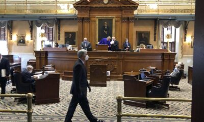 SC Senate spends $1.2B in COVID-19 relief with little debate