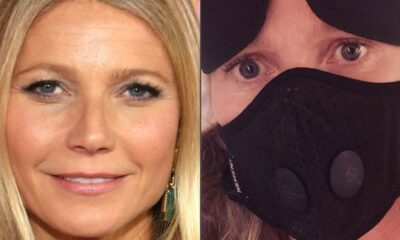 Celebrities like Gwyneth Paltrow and Kate Hudson were criticized for wearing face masks early in the pandemic. Here's what changed.