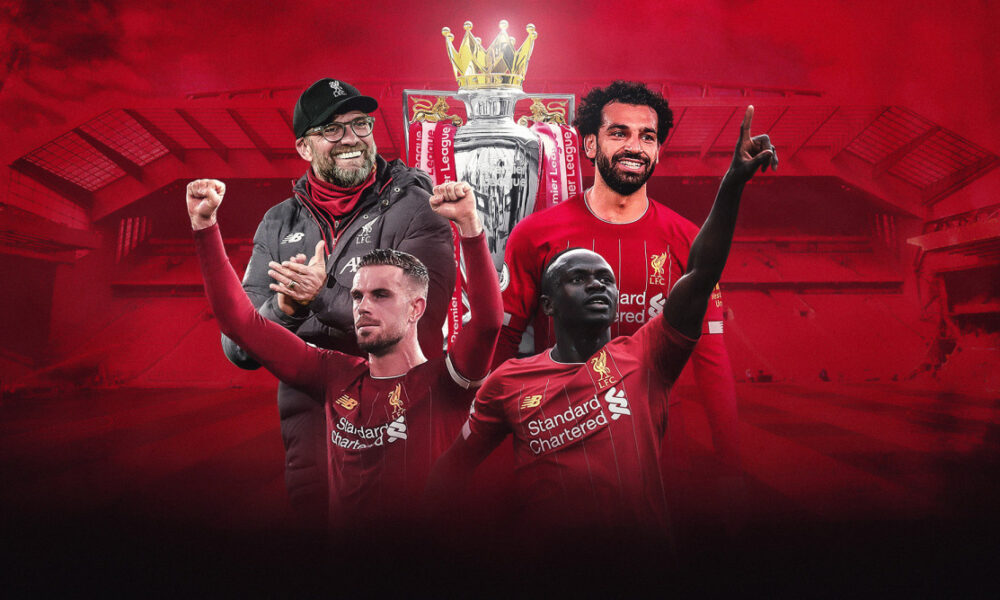 Liverpool's Title Wait Is Over at Last – Sports Illustrated