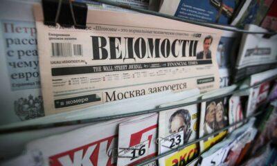 Editors abandon top Russian newspaper, accusing boss of pro-Kremlin censorship