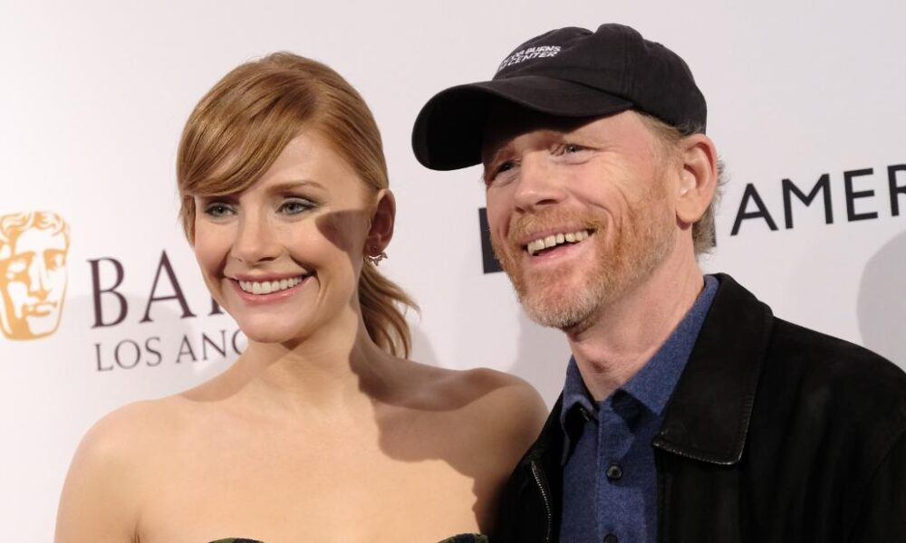 Bryce Dallas Howard directs 'Dads' documentary