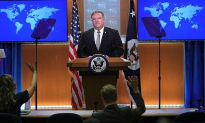 Despite world's highest death toll, US is 'world leader' in COVID-19 response: Pompeo