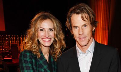 Julia Roberts pays tribute to husband Daniel Moder on wedding anniversary with rare Instagram pic