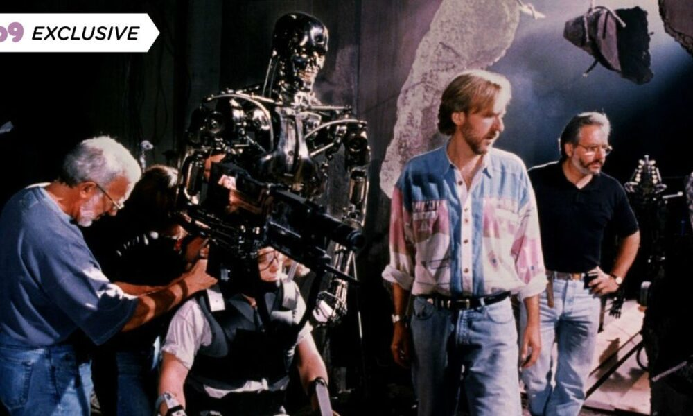 James Cameron Dreams Up The Terminator in This Exclusive Podcast Clip