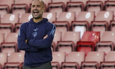 Guardiola urges Man City players to cut out sloppy mistakes – Reuters UK
