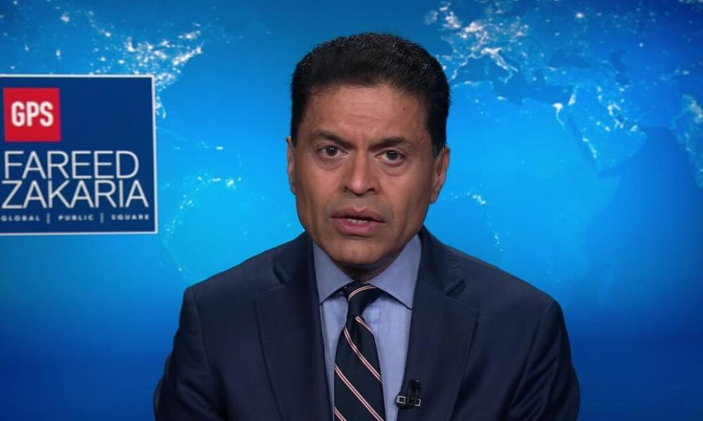 Zakaria: Bolton's book paints a picture of Trump as ignorant