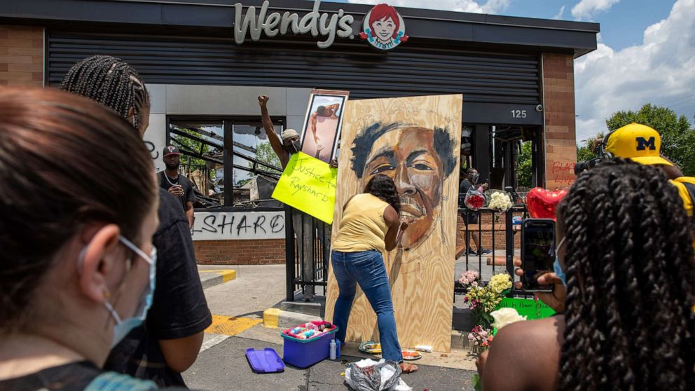 DA to announce charging decision in black man's police-involved death in Atlanta