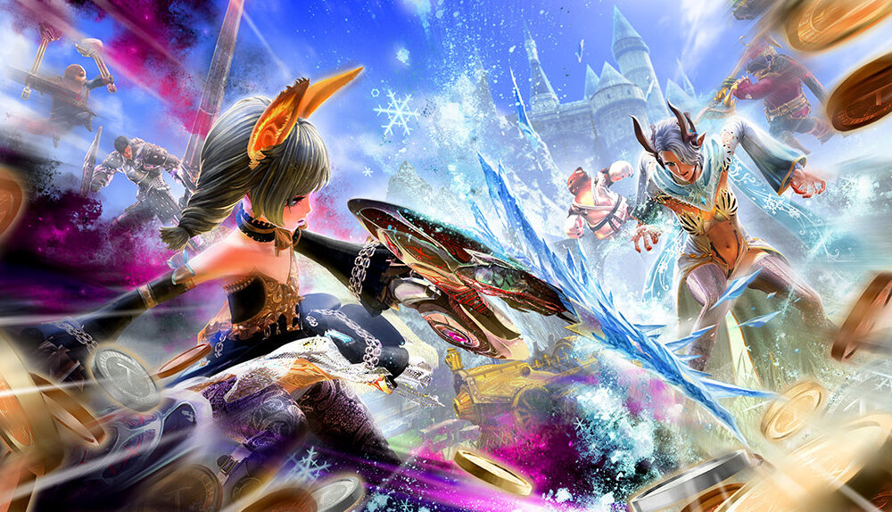 Tera: Battle Arena brings team-based action to the MMO's universe