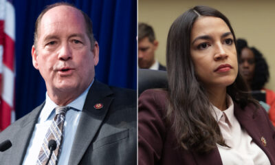 See AOC's emotional response to GOP lawmaker