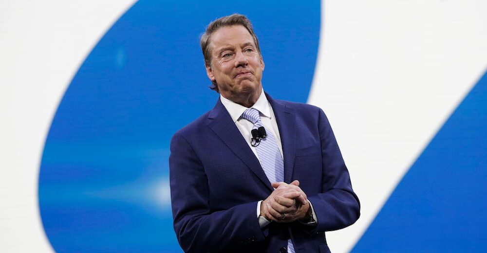 Ford's CEO switch-out shows that the automaker is still a family business — and that Bill Ford is still in charge (F)