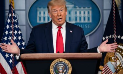 Trump returns to White House briefings amid surge in coronavirus cases, but Fauci not expected