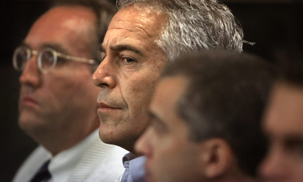 Fact check: Several celebrities are falsely linked to Jeffrey Epstein's flight logs