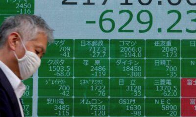 U.S. Stock Futures Edge Higher as Tech Stocks Rally – The Wall Street Journal