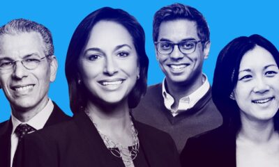 The 18 power players shaping Google's burgeoning healthcare business