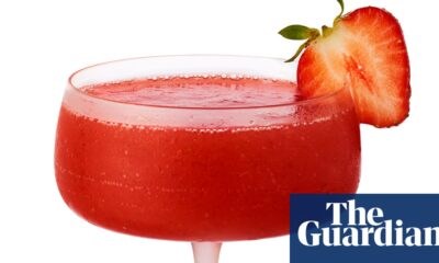 Cocktail of the week: Townsend's strawberry daiquiri | The good mixer