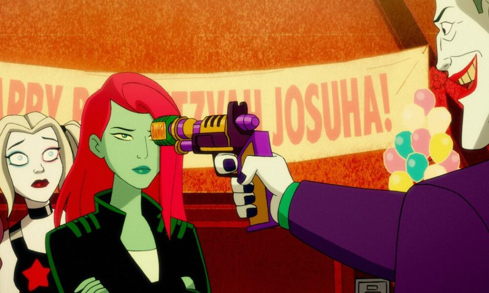 HBO Max's 'Harley Quinn' cartoon is the sillier, gorier 'Birds of Prey' you didn't know you needed