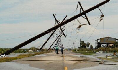 Laura slams Louisiana coast with fierce wind, surging sea – CP24 Toronto's Breaking News