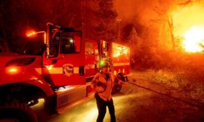 California sets record with 2M acres burned so far this year – World News – Castanet.net