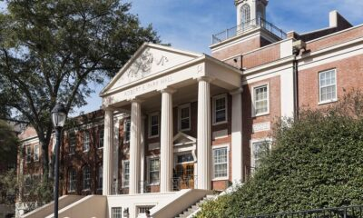 University of Georgia fraternity self-suspends after racist messages surface