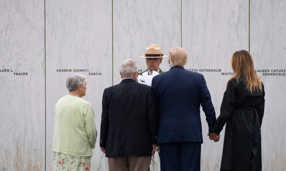 Fact check: There's no evidence Donald Trump helped with 9/11 response
