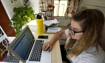 Q&A: How to handle technology issues with online school – Associated Press