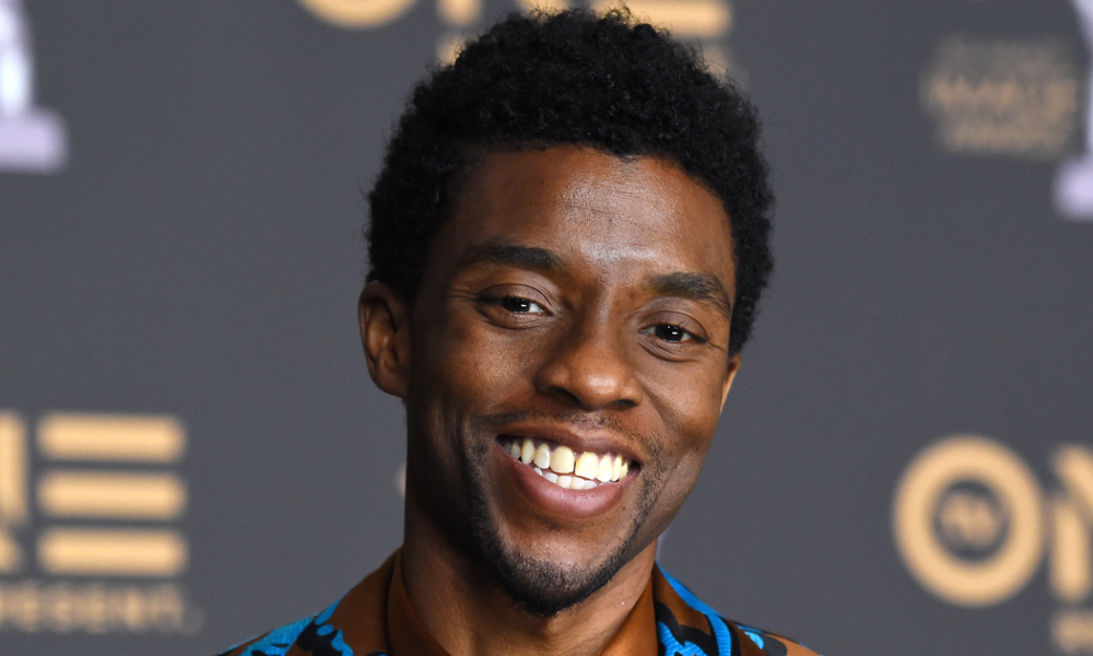 8 times Chadwick Boseman used his celebrity to be a real-life hero