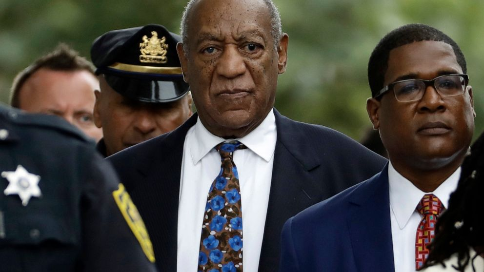 Legal advocates line up on both sides of Bill Cosby's appeal