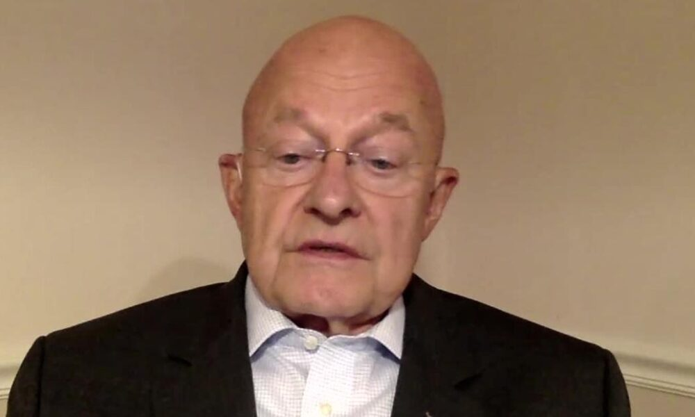 Clapper reacts to intel chief's move: It's disturbing