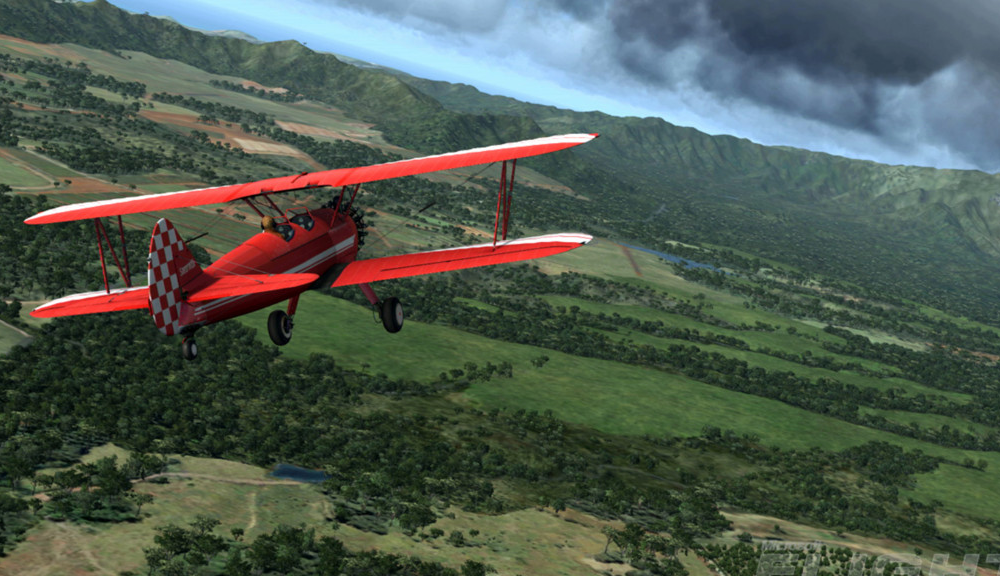 This Microsoft Flight Simulator video highlights 40 years of PC gaming changes